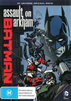 Batman: Útok na Arkham