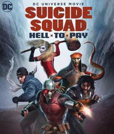 Sebevražedný oddíl: Rozpoutané peklo